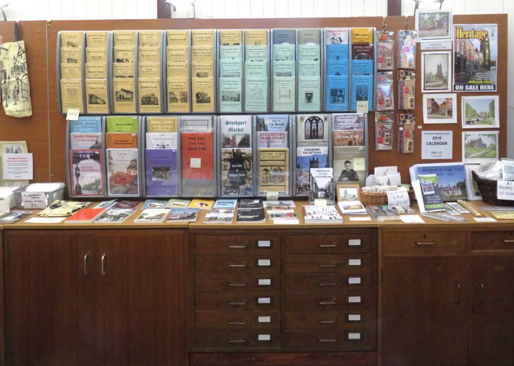 Extensive collection of booklets produced by Trust members