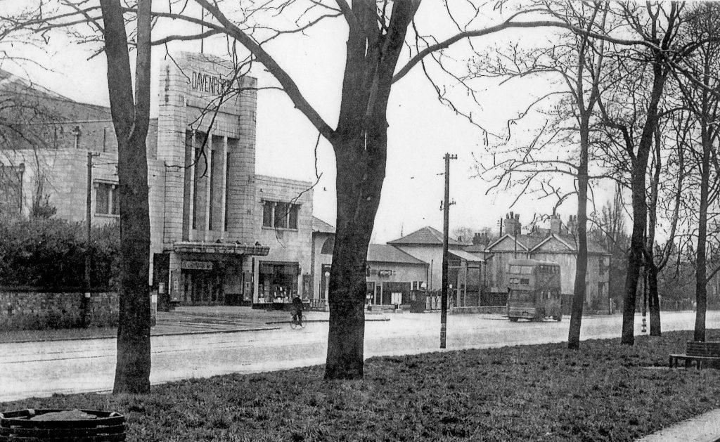 Davenport Theatre 1950s/60s