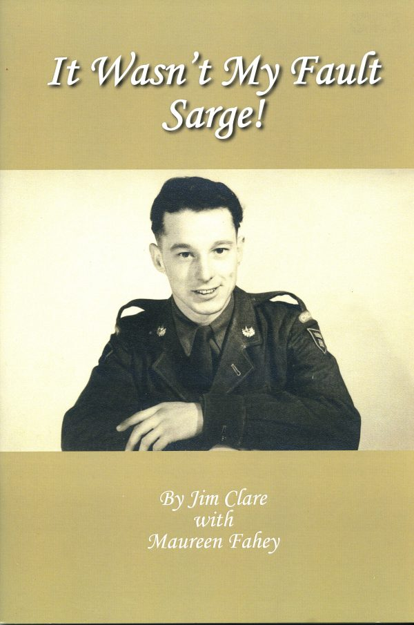 Front cover of the book by Jim Clare & Maureen Fahy