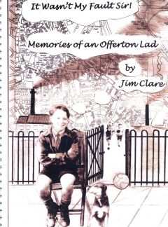 Front cover of the book by Jim Clare