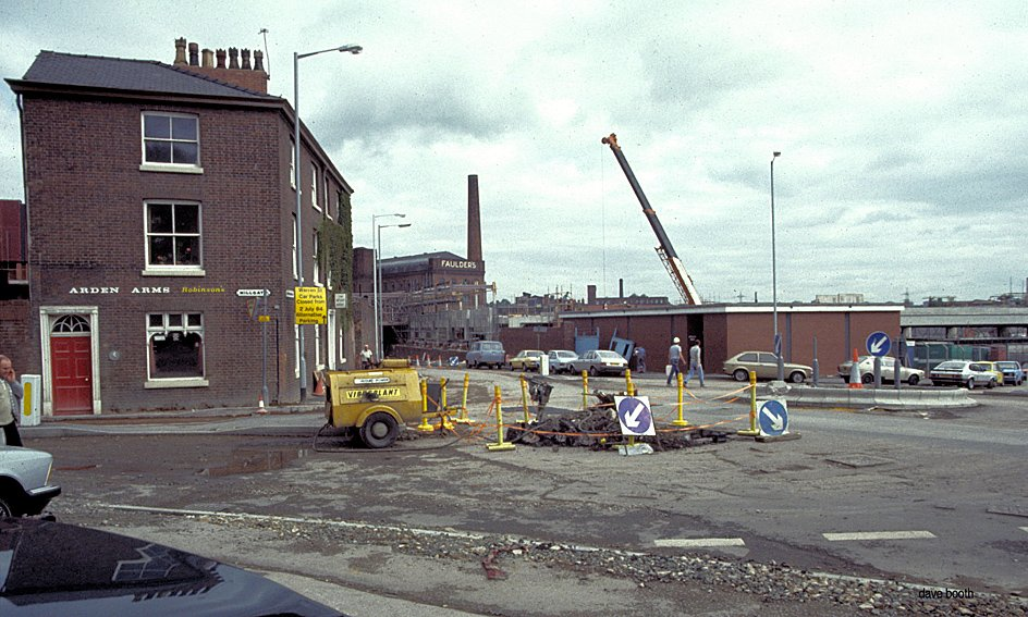 ASDA building work c1985