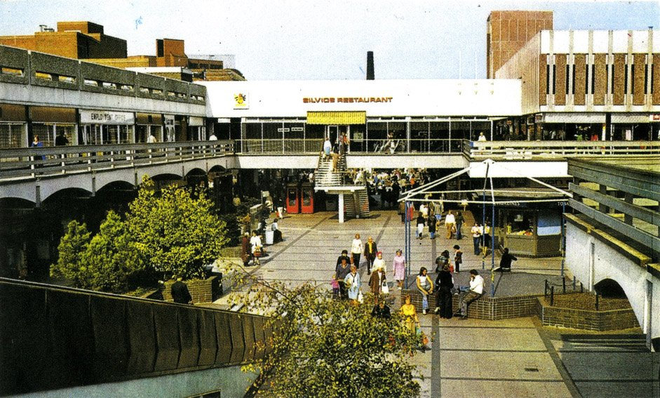 Merseyway Precinct c 1970