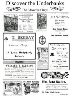 Discover the Underbanks. The Edwardian Days