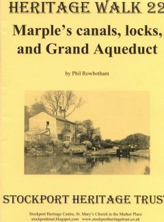 Marple's Canal, Locks and grand Aqueduct