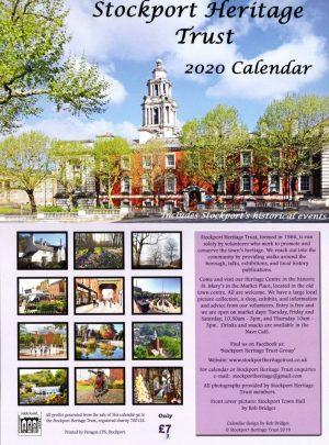 Stockport Colour Calendar 2020