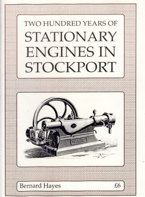 200 year of Stationary Engines in Stockport