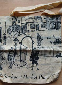 Cotton Shopping Bag – long handle