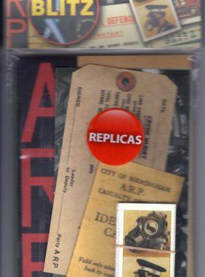 WWII A.R.P. BLIZ replica pack