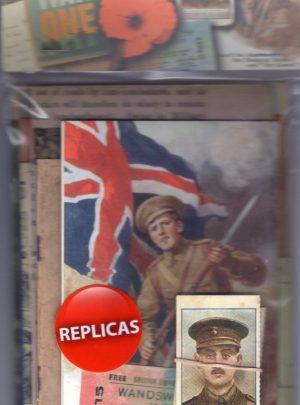 World War One Replica Pack